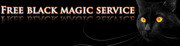 Free black magic service